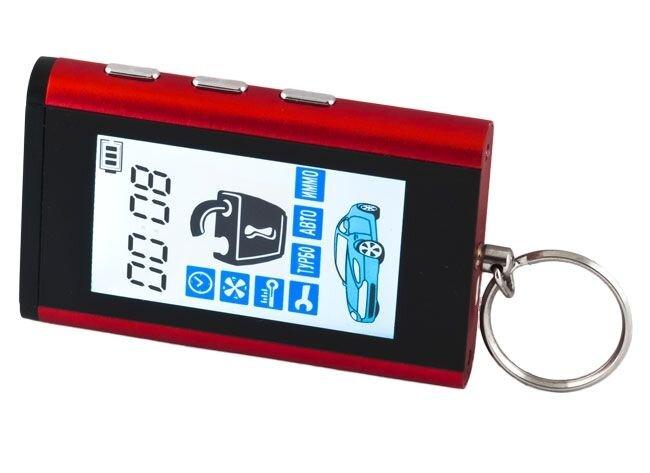 Сигнализация Red Scorpio Premium ST8 брелок