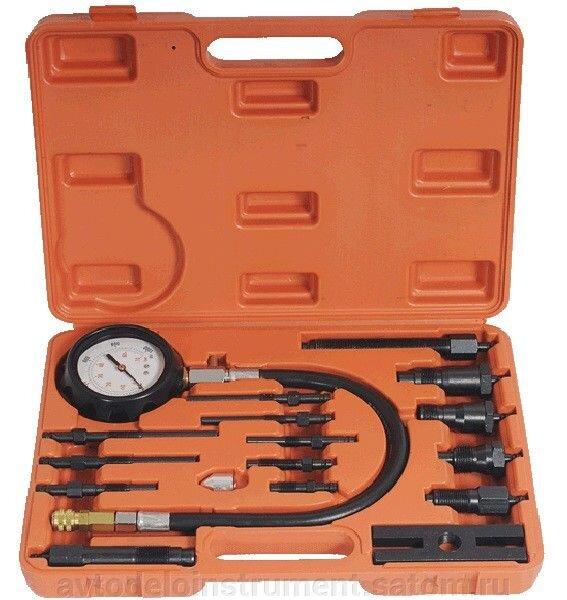 компрессометр (АвтоDело) дизель (универсальный) (40064)