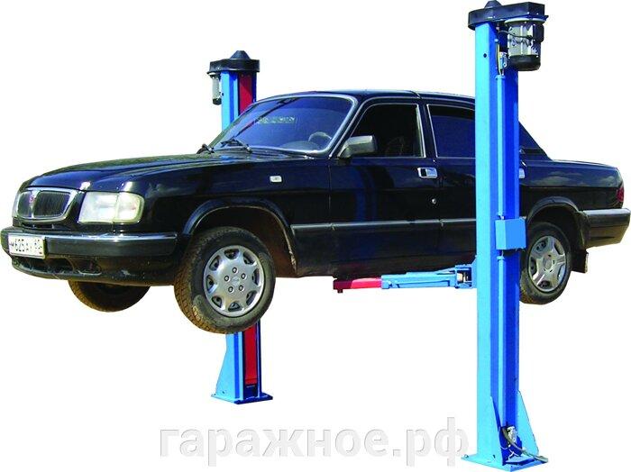 Стационарный автомобильный подъёмник (автоподъёмник)