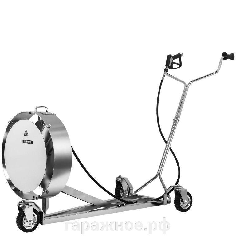 Мойки самообслуживания ( автомобилей, днища, шасси и колес ) - фото Мойка колес, днища