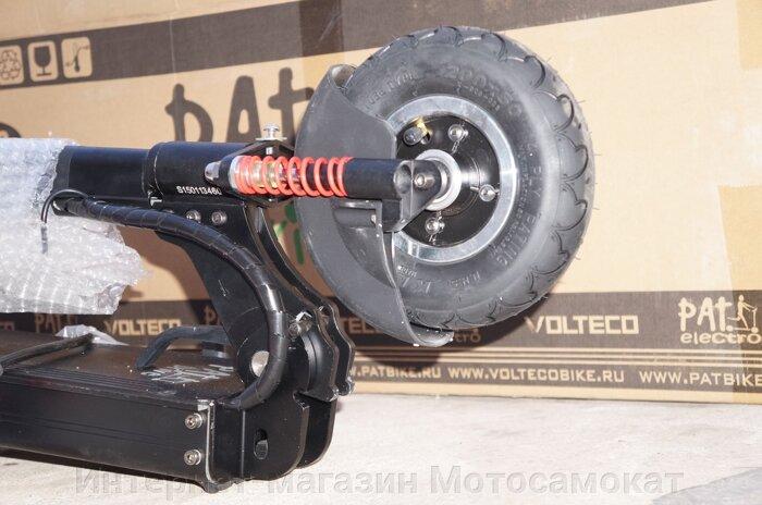 Надувное колесо для электросамоката патгир