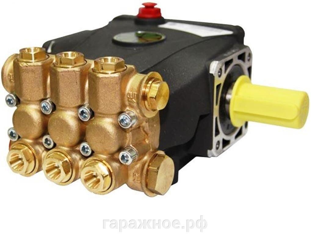 Моноблоки и насосы плунжерные высокого давления - фото Плунжерный насос высокого давления RC 10.12 D XN Annovi Reverberi