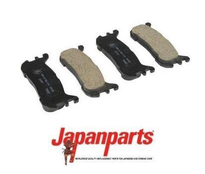 Тормозные колодки JapanParts - фото Тормозные колодки JapanParts