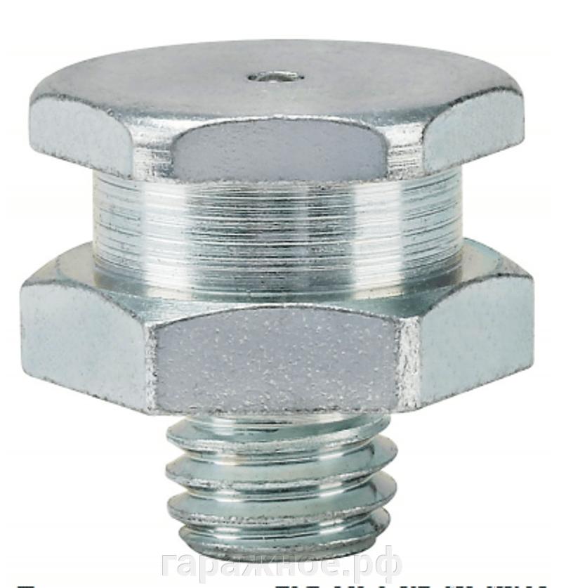 Пресс-масленка, плоская Т1/В - фото Пресс масленка кнопка