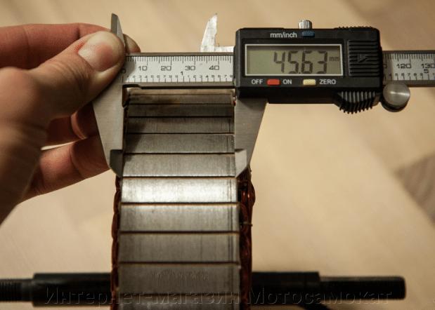 Ширина миникрошки 45 мм.