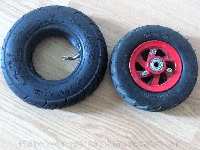 Покрышка (шина+камера) для Patgear, GoBoard, My EcoMobile, Evo es03, электосамоката Патгир.