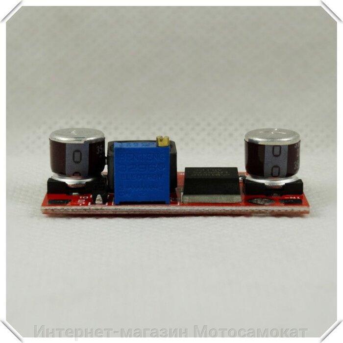Бустер (до 50 вольт 2 ампера). На микросхеме LM2577 (или аналог).