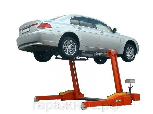 Передвижной автомобильный подъёмник (автоподъёмник)