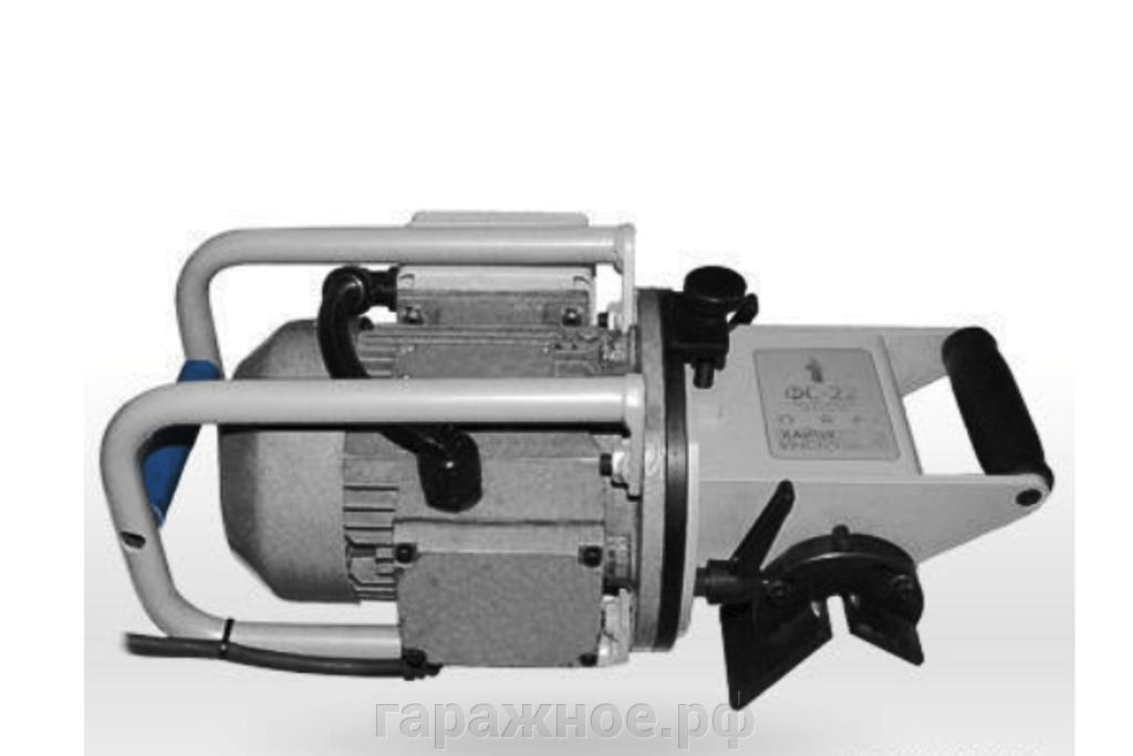 Фаскосниматель (кромкорез) электрический ФС-26 (Siemens)