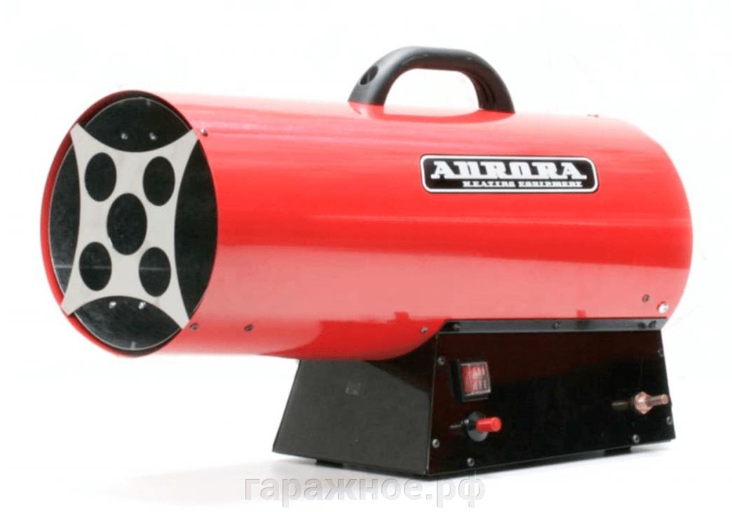 Тепловая пушка - фото Тепловая пушка газовая