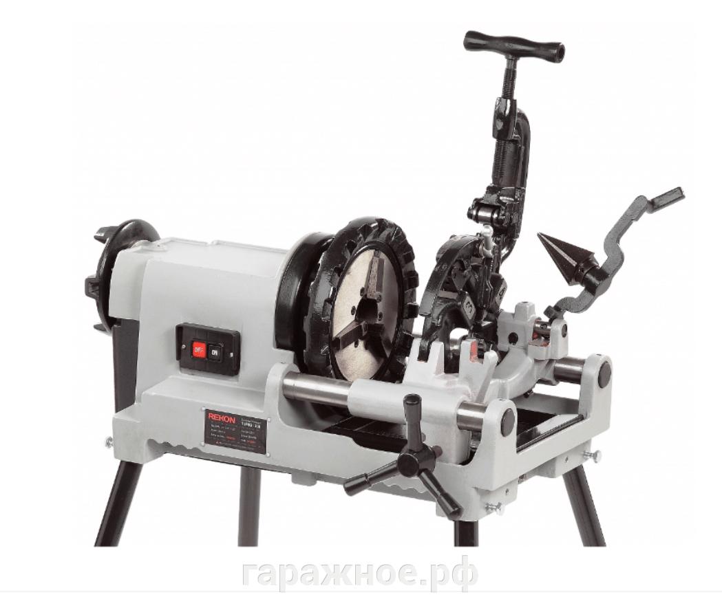 Резьбонарезной станок - фото Резьбонарезной станок TURBO-500 bspp