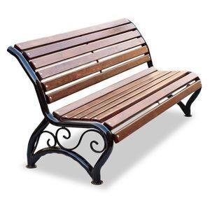 Садовая и парковая мебель - фото Скамейка