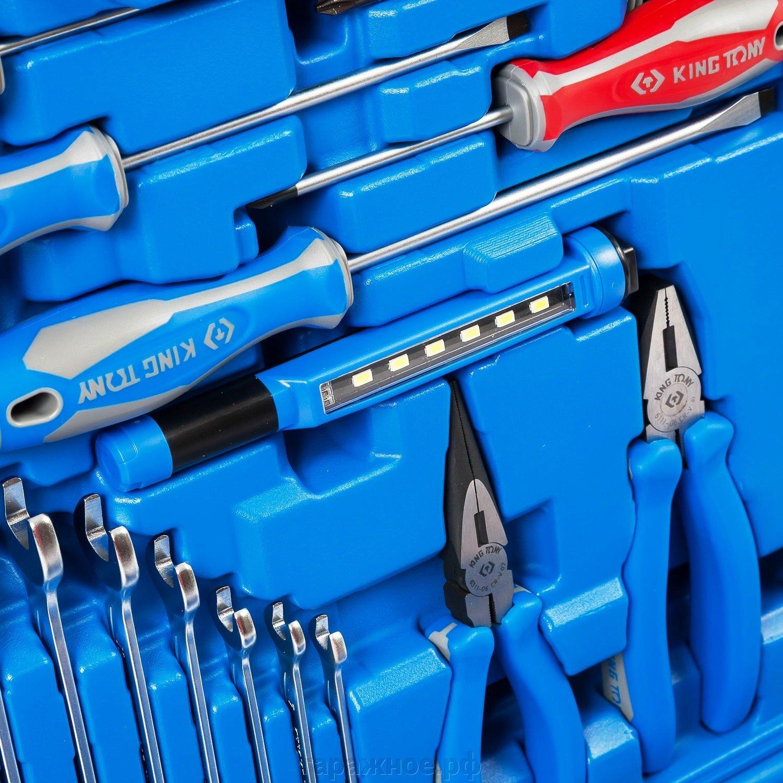 Ручной инструмент - фото Набор инструментов универсальный