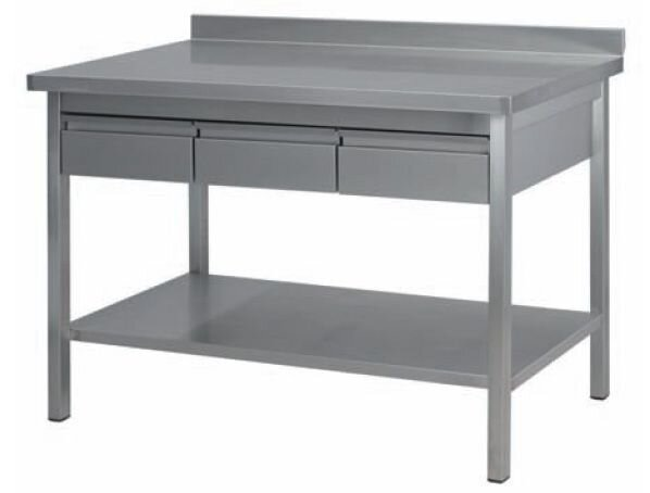 Столы производственные - фото Производственный стол