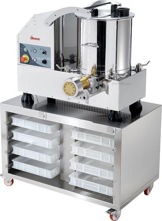 Машины для производства макаронных изделий - фото Машина для изготовления макаронных изделий