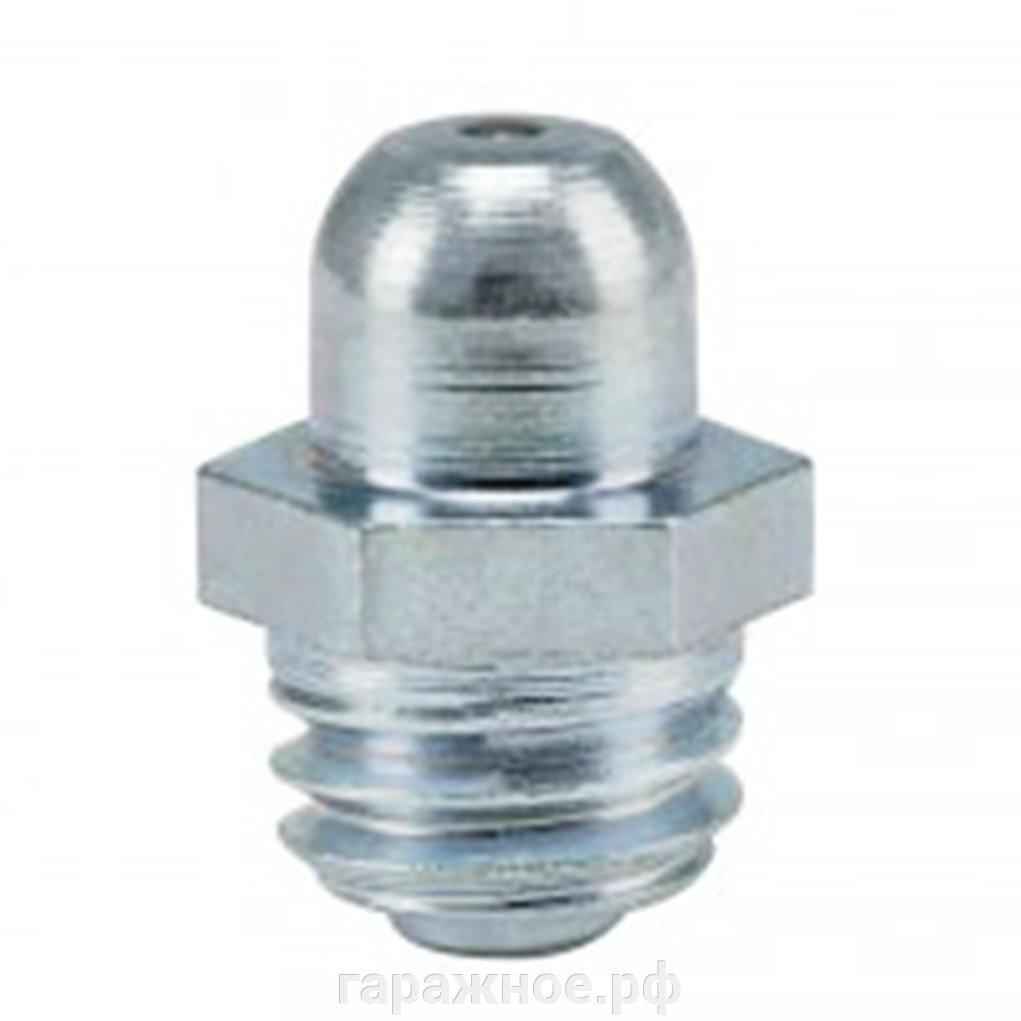 Пресc- масленка шаровая, К1 - фото Пресс масленка резьбовая