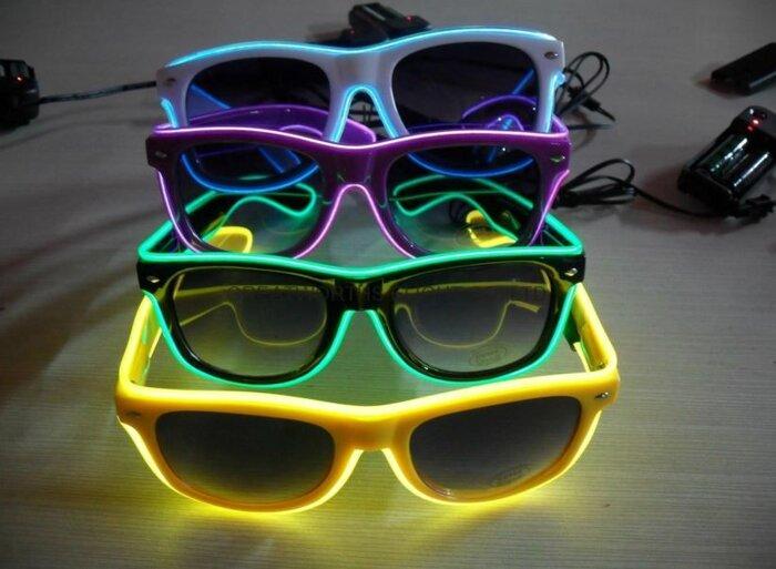 Светильники светящиеся товары -светящиеся краска - фото светящиеся товары