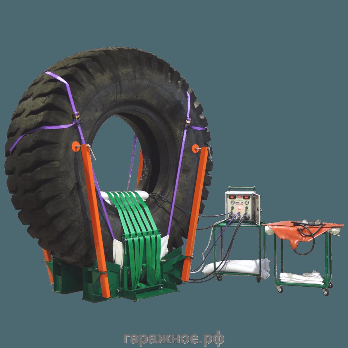 Электрический вулканизатор Комплекс-4