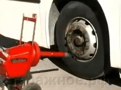 Гайковерты для грузовых автомобилей - фото Гайковерты для грузовых автомобилей