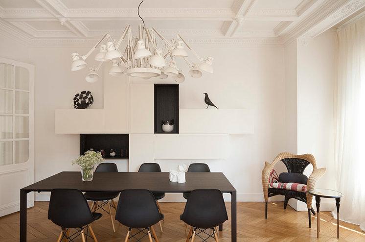 Современная столовая Арно Rinuccini - и снял это Архитектура