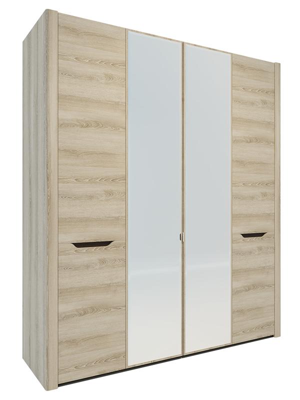 Шкаф для одежды Афина Мод.А11а, Ясень Таормина