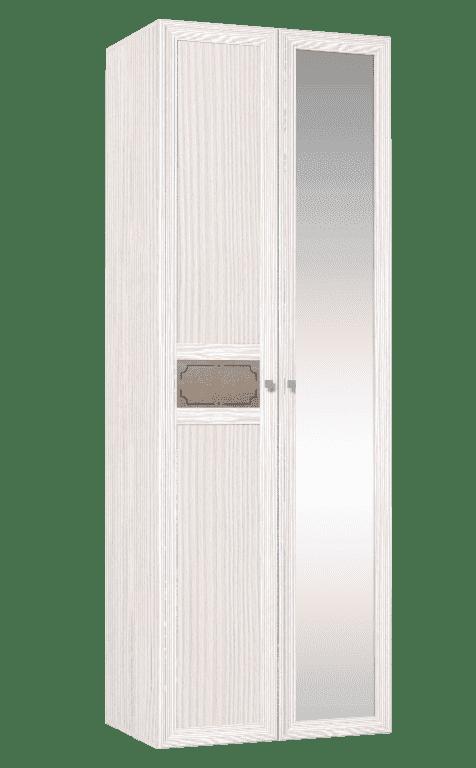 Шкаф для одежды Карина 54 (фасад Зеркало+Стандарт)