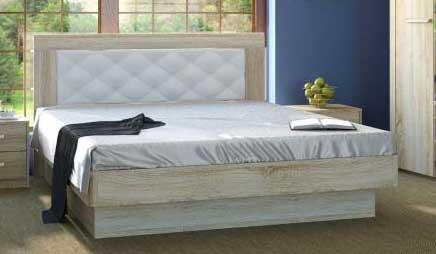 Кровать с подъемным механизмом МК 44 модуль 28