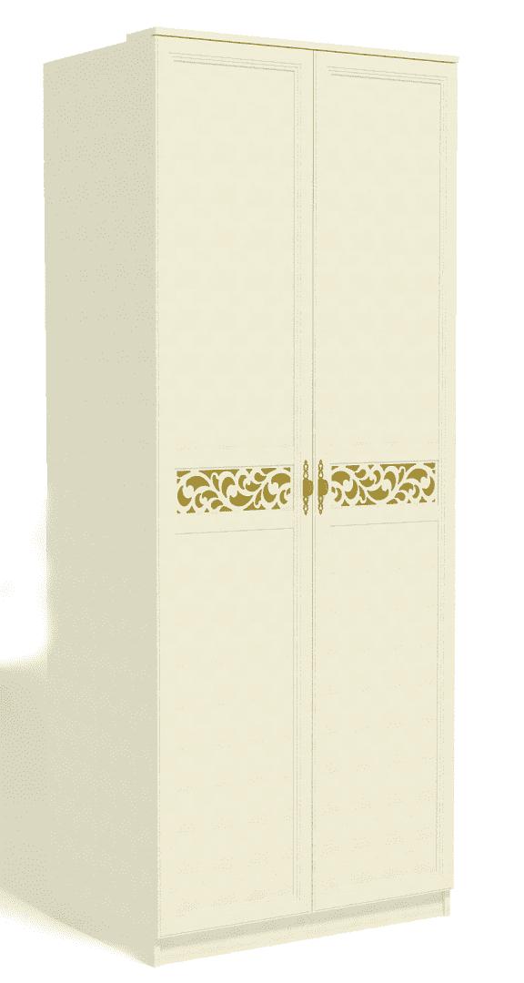 Шкаф для одежды (штанга,2 полки) Ливадия Л5
