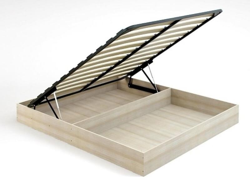 Ящик с подъёмным механизмом к кровати на 180 БИЗ16в
