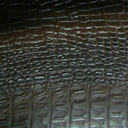 Шкаф-купе Радион Лайн - фото Крокодил (искусственная кожа)