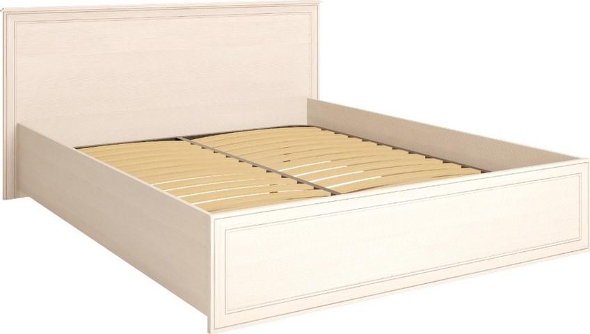 Кровать двойная Венеция 5 1600 мм с ортопедическим основанием, без матраса