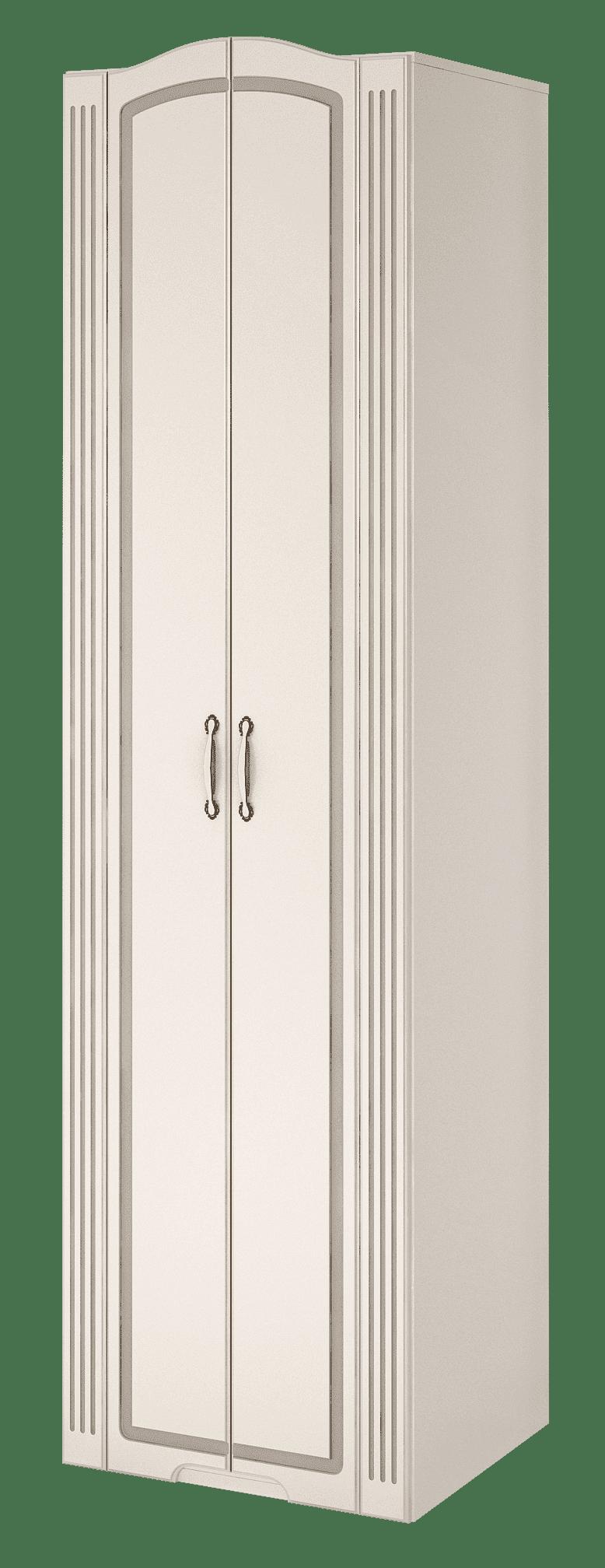 Гостиная Виктория (комплект 3) - фото 16 Шкаф для одежды 2-х дверный Виктория