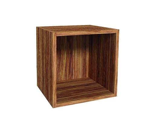 Спальня Hyper (комплект 1) - фото Куб 1 Палисандр Hyper