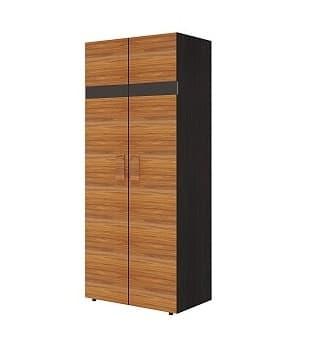 Спальня Hyper (комплект 1) - фото Шкаф для одежды 1. Фасад Палисандр Hyper