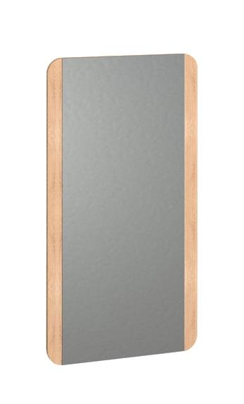 Спальня Баухаус BAUHAUS (комплект 1) - фото Зеркало настенное Bauhaus 11