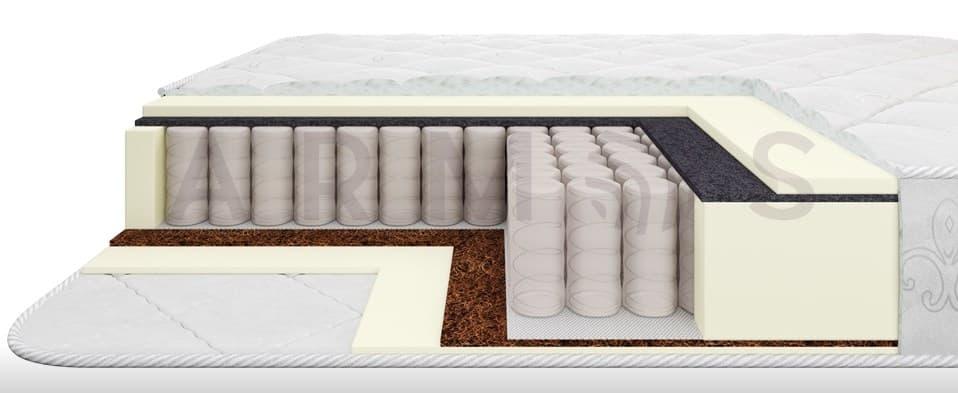 Спальный гарнитур из массива Тренто - фото Драйв Прагматик