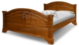 Кровать Леонсия резьба