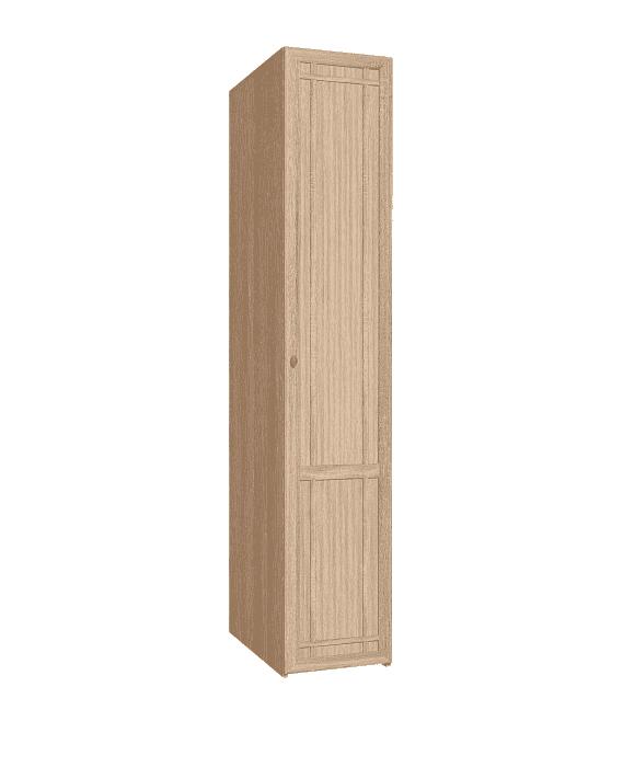 Шкаф для белья (Сонома) Правый Sherlock 611