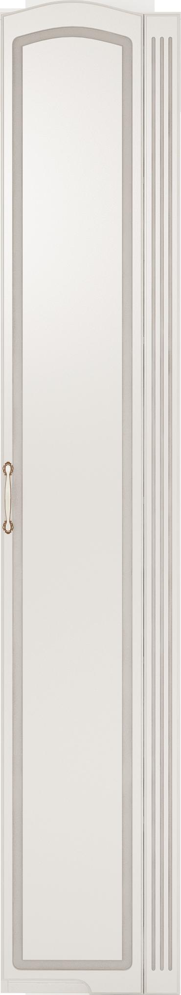 Гостиная Виктория (комплект 3) - фото 32 Шкаф-пенал правый Виктория