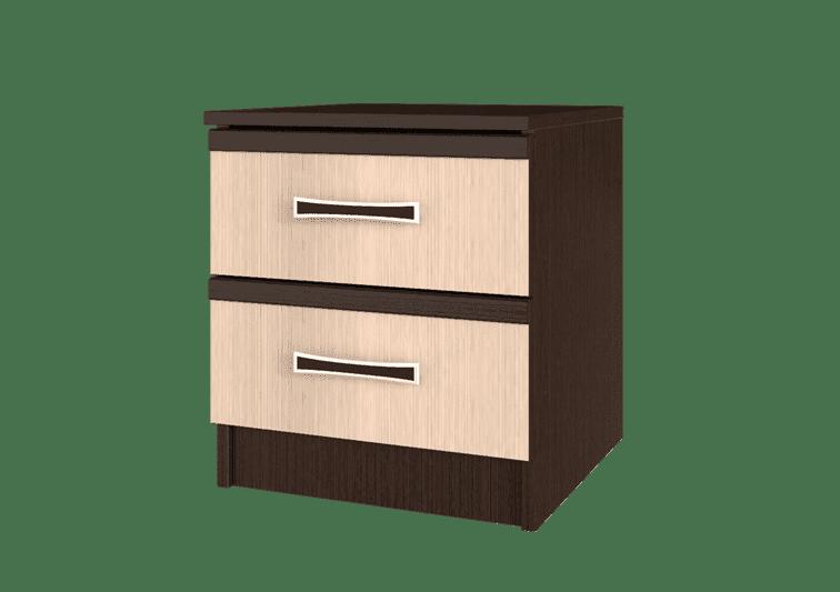 Спальня Сакура (комплект 3) - фото Тумбы прикроватные (2 шт в комплекте) Сакура