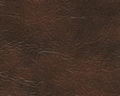 Радиусный шкаф-купе М. лайн-6 - фото кожа коричневая 190