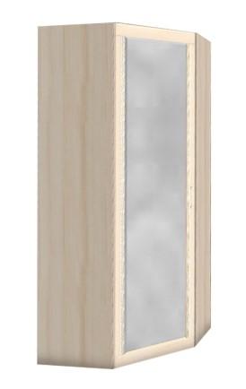 Шкаф угловой с зеркалом (собирается на обе стороны) Ника Мод. Н7