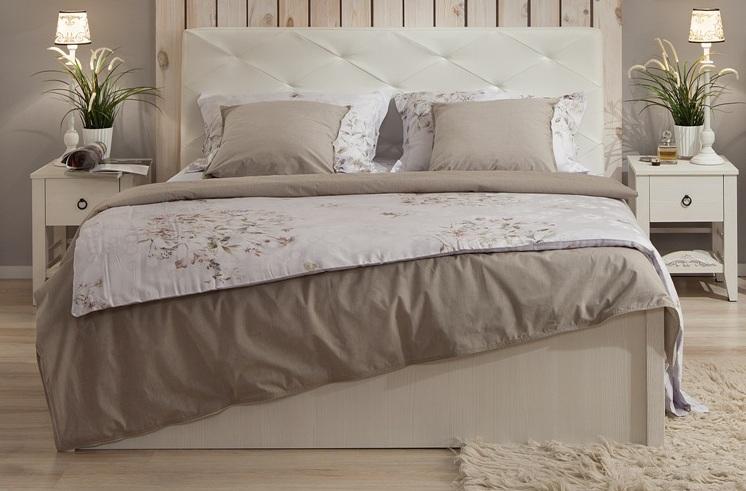 Спальня Марсель (комплект 1) - фото Кровать Люкс с подъемным механизмом (180) Марсель 36.2