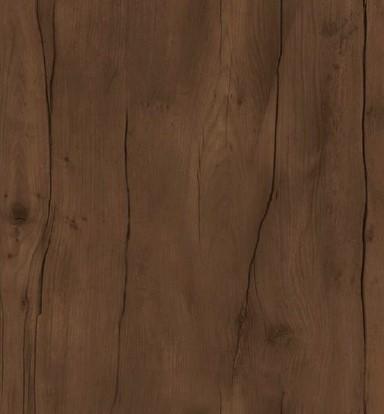 Шкаф распашной 2-х дверный Домино (ДМ-08, 09) - фото Таксония темная