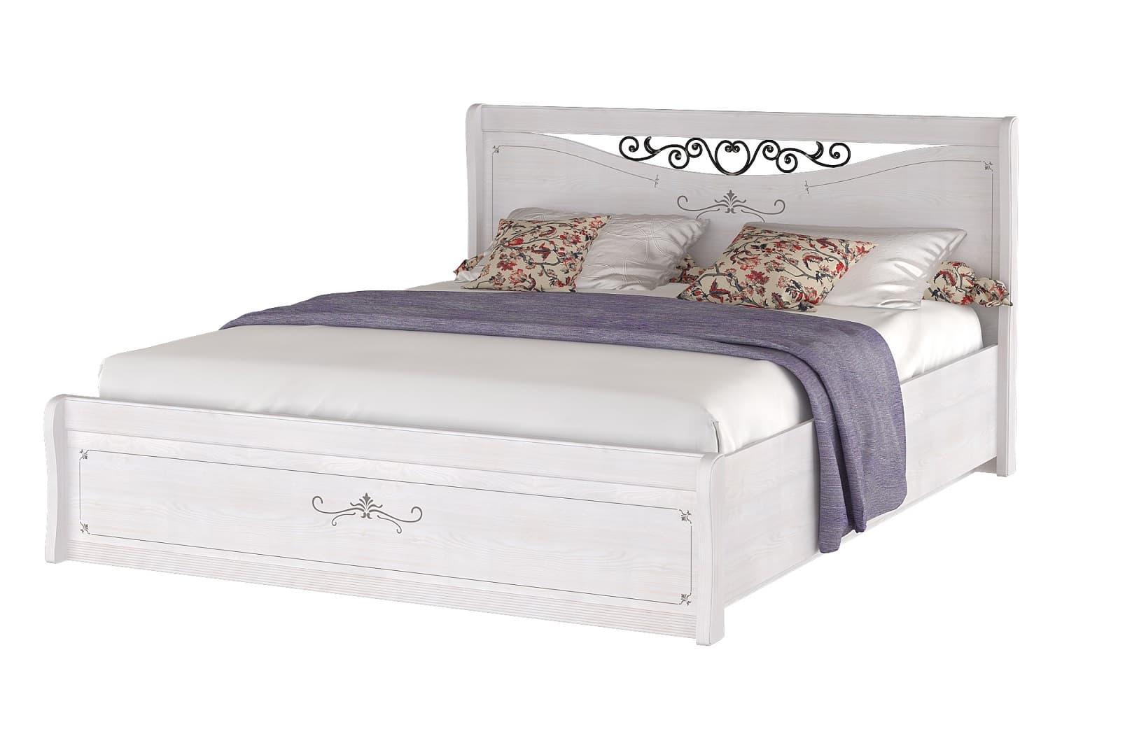 Кровать 160*200 с подъемным механизмом, без матраса Афродита 01