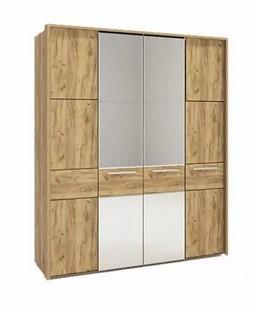 Спальня МК52 (комплект 3) - фото МК 52 модуль 224 (шкаф с зеркалом)
