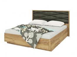 Спальня МК52 (комплект 3) - фото МК 52 модуль 234 (кровать)