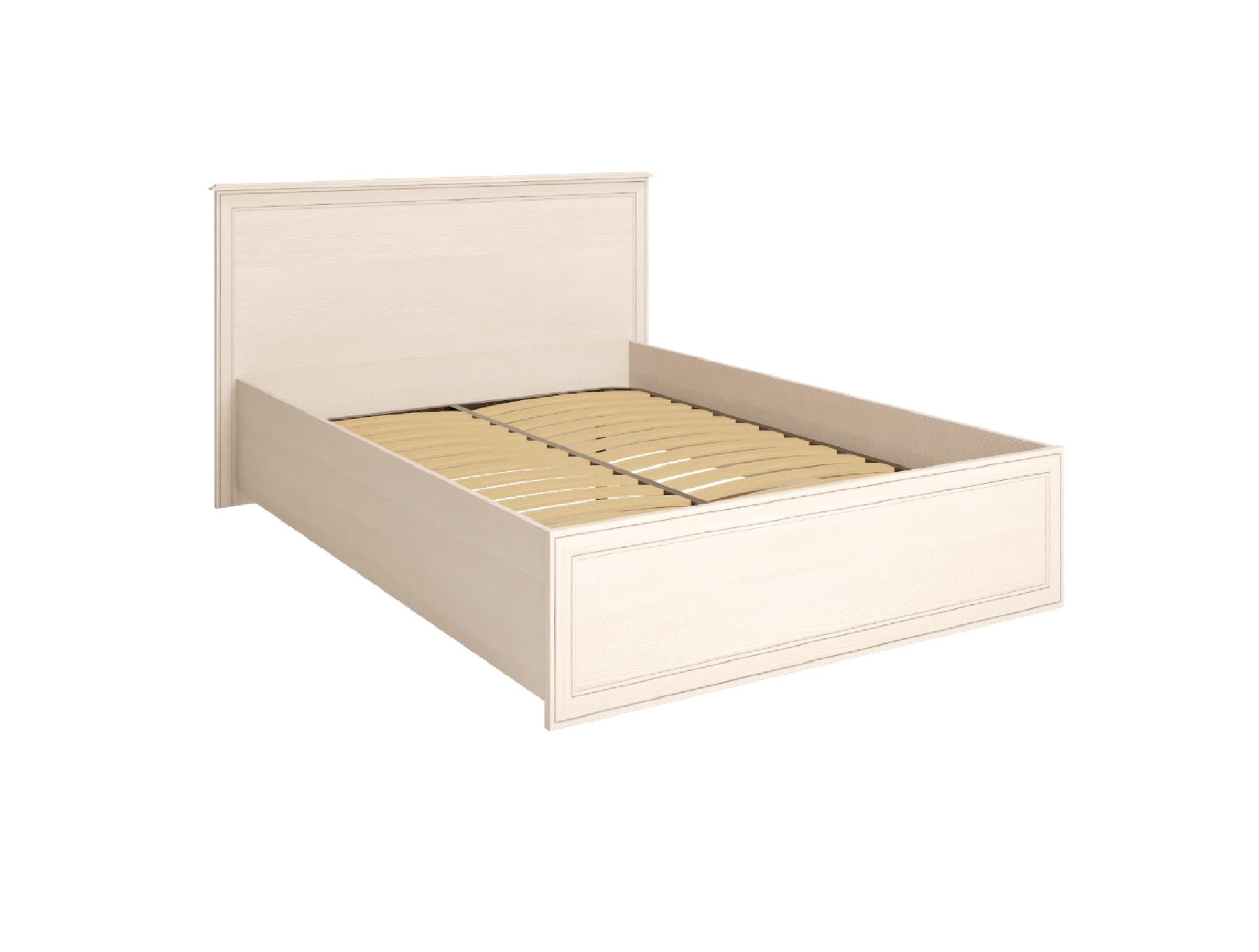Кровать двойная Венеция 8 на 140 см (без ортопеда, без матраса)