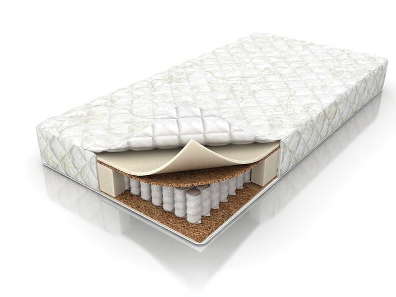 """Спальня Виктория (комплект 2) """"Ижмебель"""" - фото Матрас на 160 Balance Status (Askona)"""
