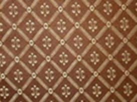 жаккард ромб 705-04 коричневый